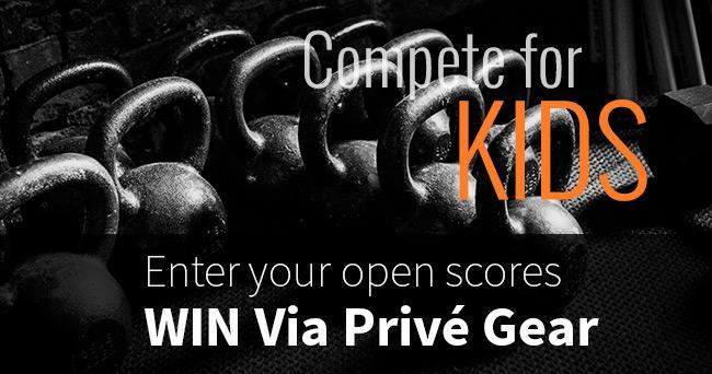 Enter your 15.1 Score