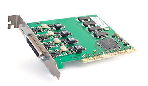 00330-9 Kvaser PCIcanx 4xHS