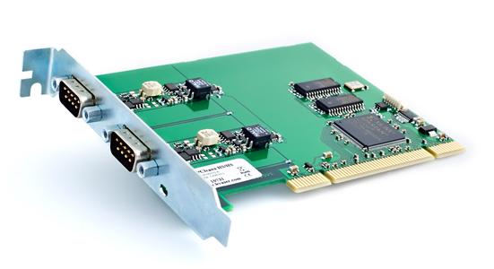00331-6 Kvaser PCIcanx HS/HS