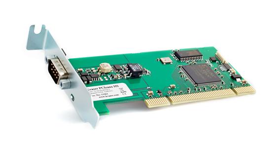 00332-3 - Kvaser PCIcanx HS