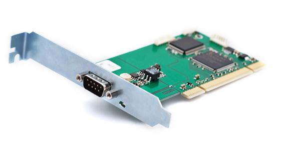 00344-6 Kvaser PCIcanx II HS