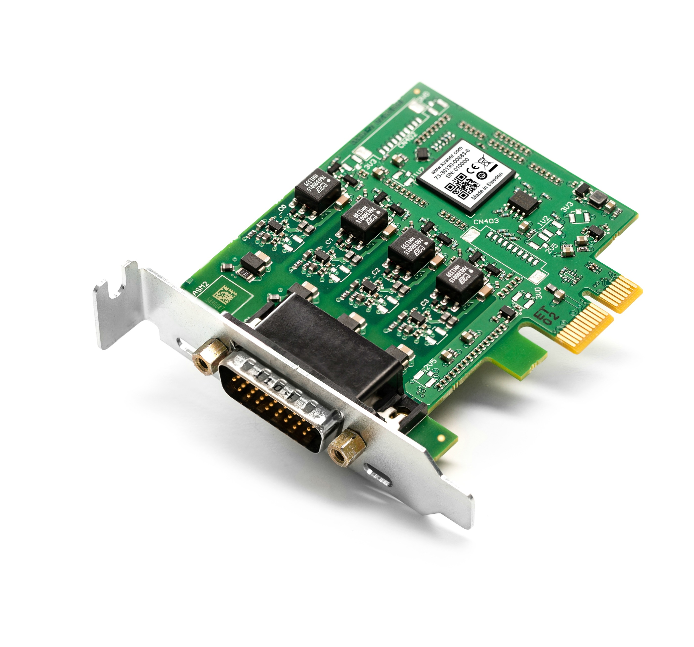 00683-6 Kvaser PCIEcan 4xHS