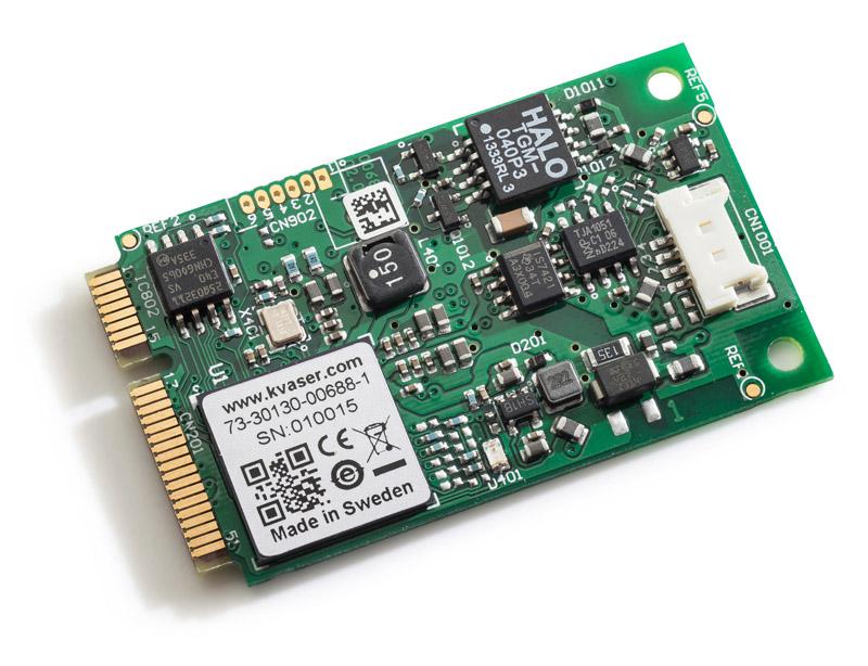 00688-1 Kvaser Mini PCI Express HS