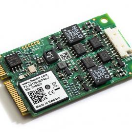 00743-7 Kvaser Mini PCI Express 2xHS