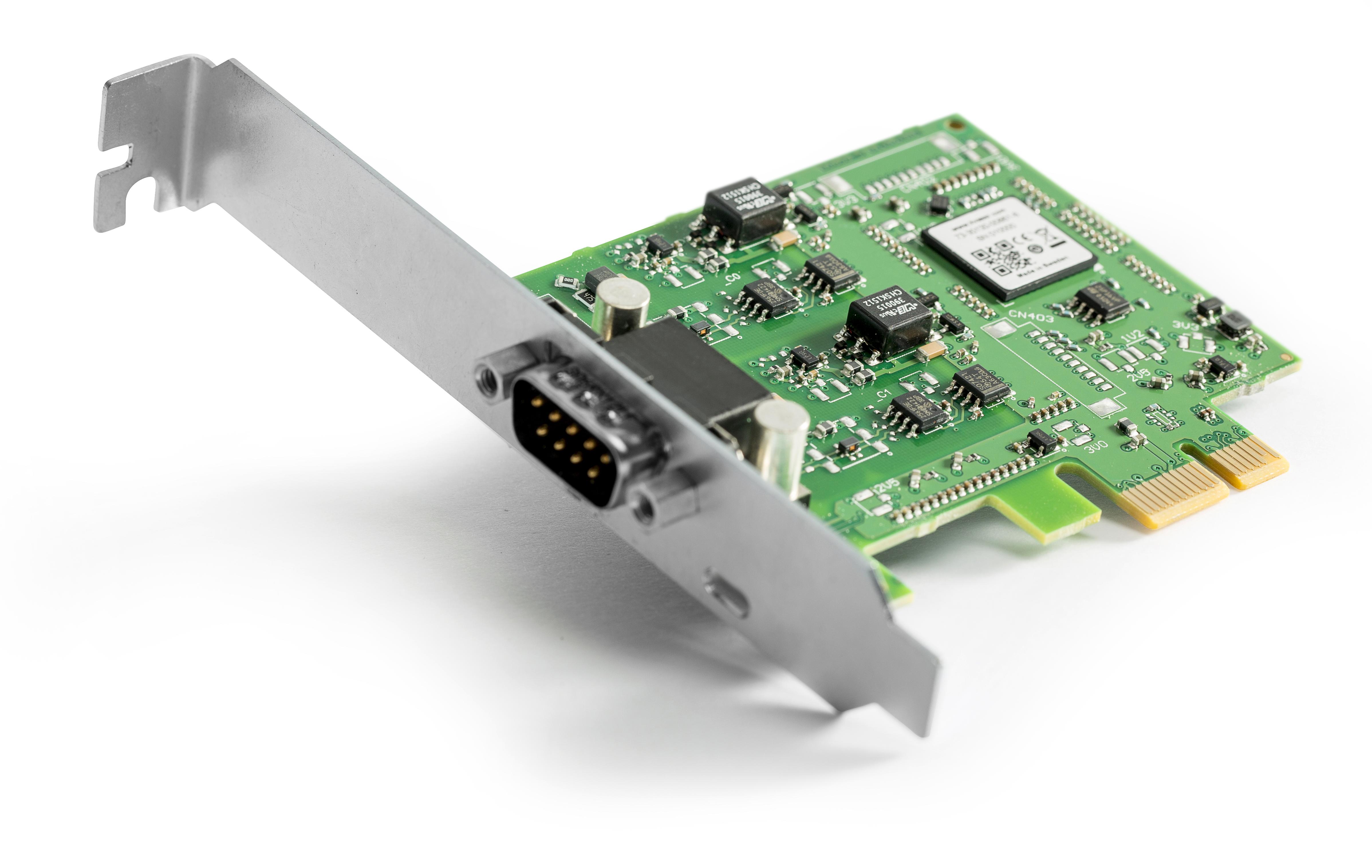 00861-8 Kvaser PCIEcan 2xHS v2