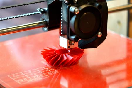 New Way 3D Printing