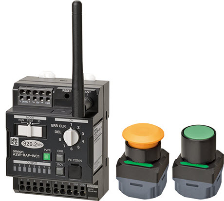 Omron A2W Wireless Pushbuttons