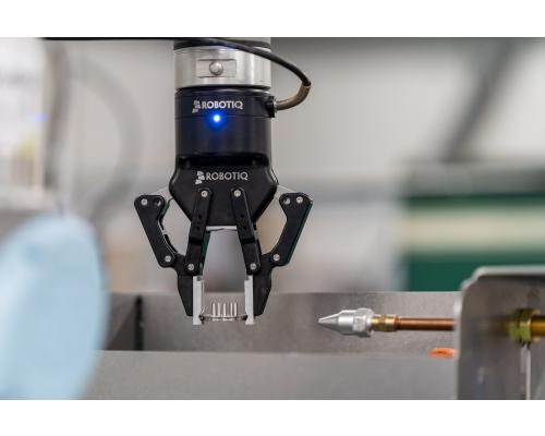 2 Finger 85 Gripper for Universal Robots e-Series