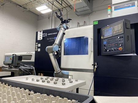 Advanced Precision Engineering Universal Robots