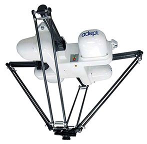 An Omron Delta Robot