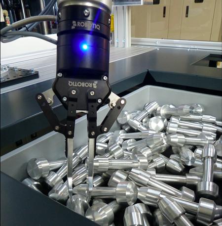 Robotiq Bin Picking