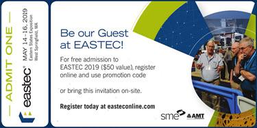 EASTEC Ticket
