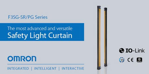 Omron F3SG-SR Light Curtain