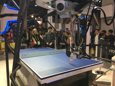 Robots of the Future Omron