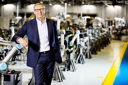 Universal Robots Jurgen Von Hollen