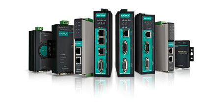 Moxa Modbus Gateways