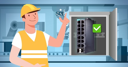 Moxa SDS Smart Ethernet Switches