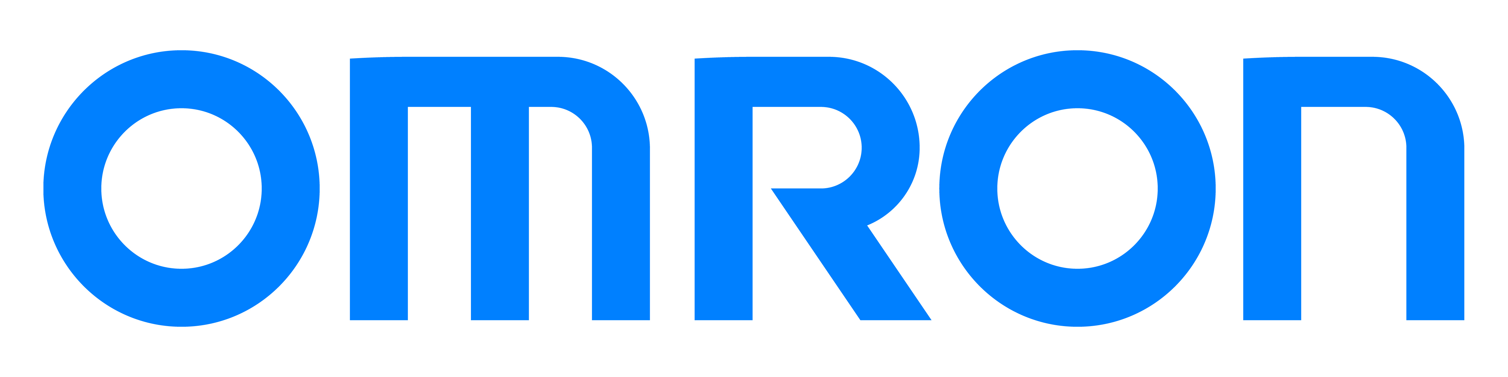 The Omron Logo
