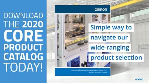 Omron Core Product Catalog 2020