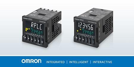 Omron H7CC Counter Tachometer