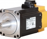 P-Series Motor, 62mm Frame Size, 100W, 3000 RPM, 19 Bit BiSS-C Encoder, Keyway, Brake