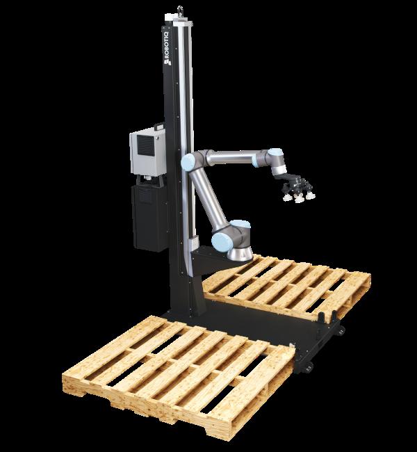 Robotiq Palletizing