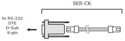 Copley Serial Cable Kit