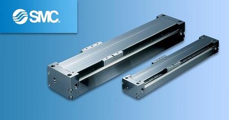 SMC CY Series Rodless Actuators