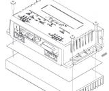 Heat Sink Kit Stepnet DC
