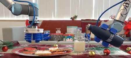 Soft Robotics Holiday Video