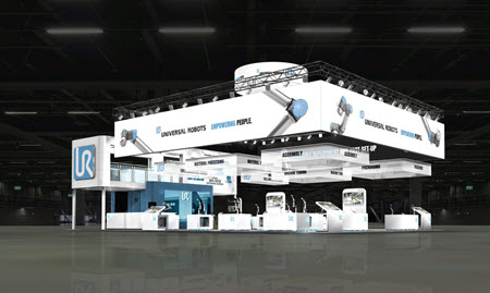 UR at Automate 2019