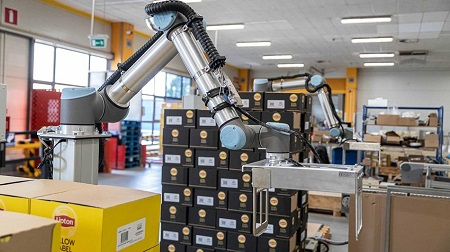 Universal Robots Unilever Poland Case Story