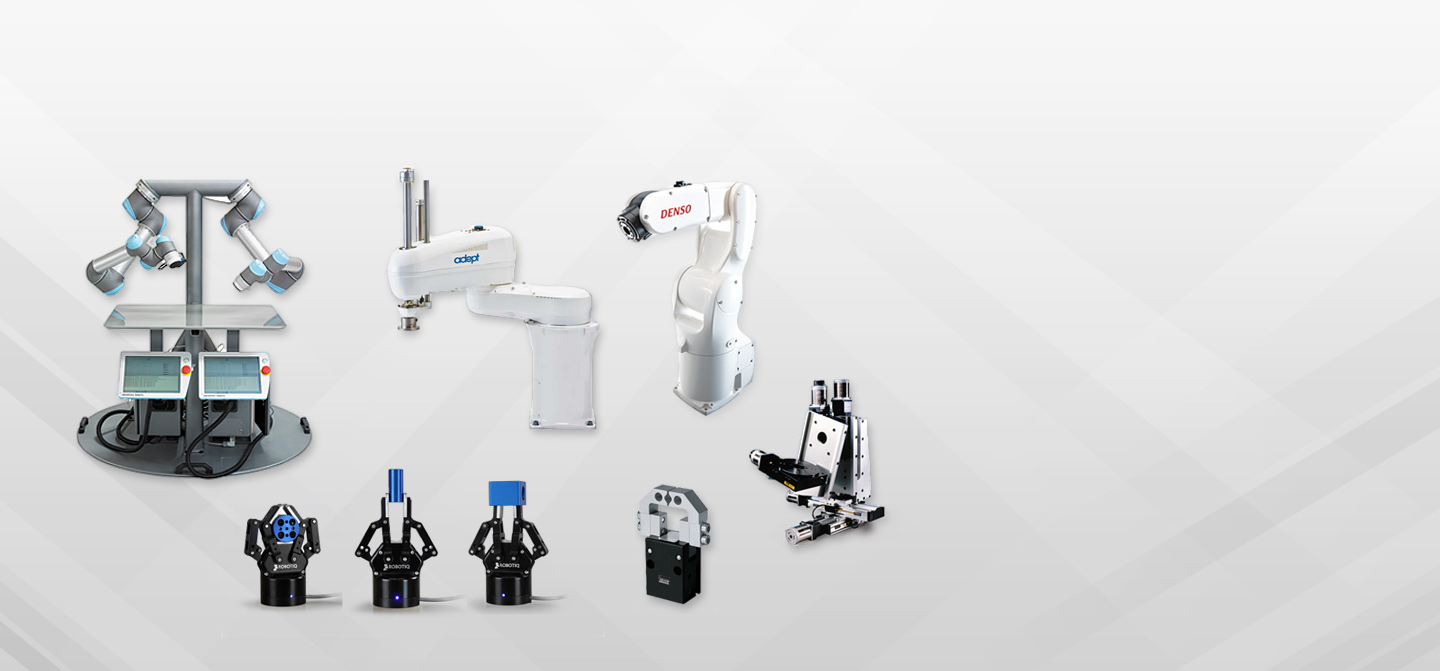 Collaborative Robots Articulated Robots and Grippers