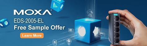 MOxa EDS-2000-EL Free Sample Offer
