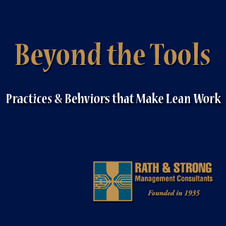LEAN CULTURE Beyond the Tools DVD