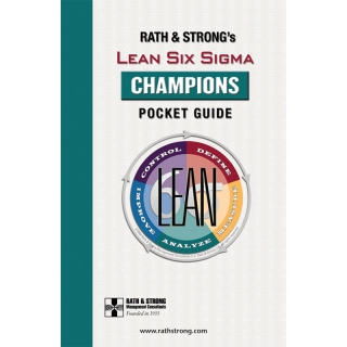 NEW! Lean Six Sigma Champions Pocket Guide