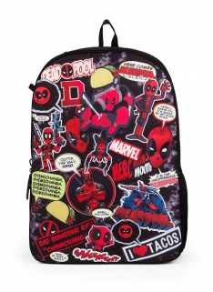 DP Mojo Patchwork Backpack