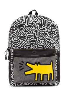 Keith Haring Barking Dog