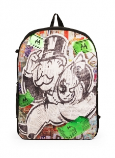 MOJO LIFE x MONOPOLY MAN BACKPACK