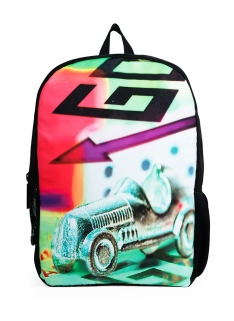 MOJO LIFE x MONOPOLY CAR BACKPACK