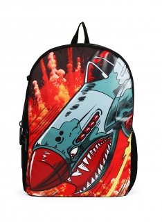 MOJO TORPEDO SHARK BACKPACK