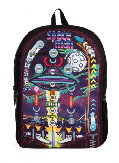 MOJO PINBALL SPACE MAN WIZARD BACKPACK