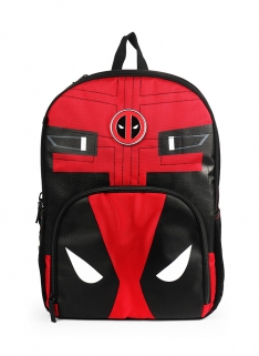 MOJO LIFE x  DEADPOOL  RED BACKPACK