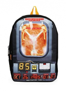 MOJO LIFE x BACK TO FUTURE FLUX CAPACITOR BACKPACK
