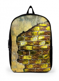 Mojo Gold Bars Backpack