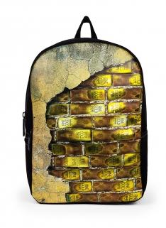 Mojo Gold Bars Backpack