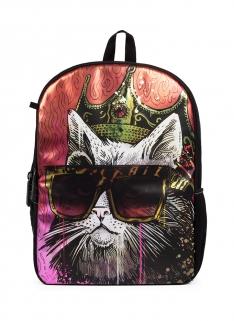 Mojo King Cat Backpack