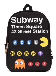 Subway Pacman