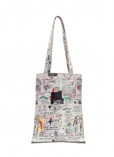 Jean-Michel Basquiat Post Punk Tote