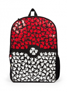 Pokemon Mojo Pokeball Pika Backpack